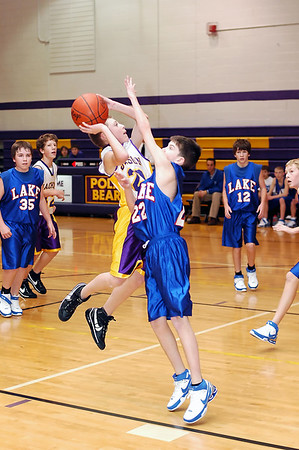 JMMS Gold Vs. Lake White 12/4/07