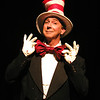 Seussical<br /> Jon Gentry as Cat in the Hat (2006)<br /> Photo credit: Jannine Doto
