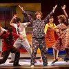 The cast of Childsplay's Alexander and the Terrible, Horrible, No Good, Very Bad Day the musical.<br /> Photo Credit: Heather Hill
