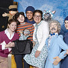 The Cast and Puppets of In My Grandmother's Purse<br /> Photo Credit: Heather Hill