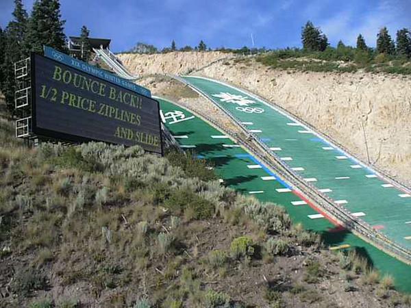 2007-2008 Ski Jumping Season:  Summer and Winter