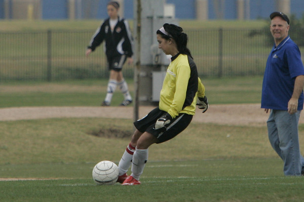 3-30-08 vs Dallas Texans Red