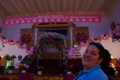 China Trip - Day 4 - Silk Alley, Trip to Chengde