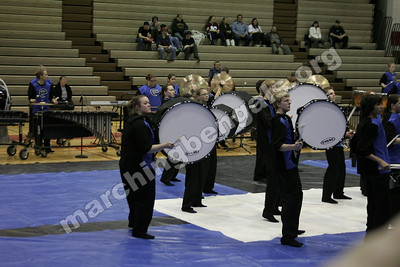 Drumline '08 at Coon Rapids