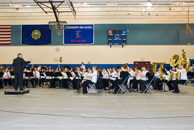 LHS Band Winter Concert