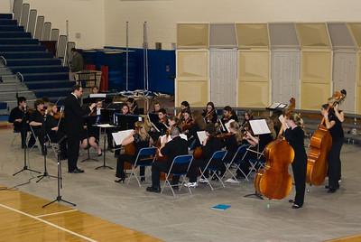 LHS Chorus & Orchestra Winter Concert
