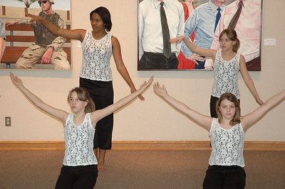 Middle School Dance Group