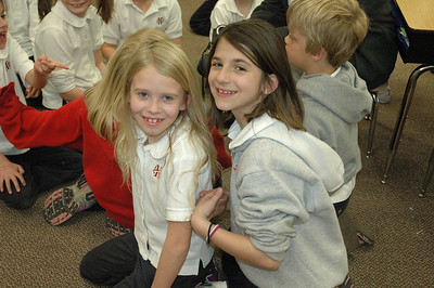 Primary School Valentine's Parties