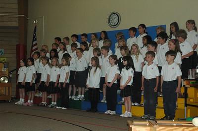 Second Grade Music/Art Sharing Program
