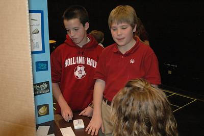 Sixth Grade Ocean Museum