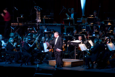 Andy Soucy Conducts The Boston Pops Orchestra