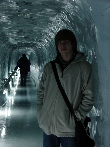 Kieth in the Ice Palace