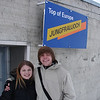 Kayla and Kieth at Ice Gateway
