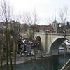 Nydeggbrücke and Nydeggkirche