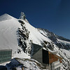 The Jungfraujoch facilities (not like thaa-aat) from Ice Gateway (photomerge)