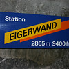 Jungfraubahn Eigerwand viewing station