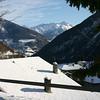 Scenic view near the tiny village of San Leonardo