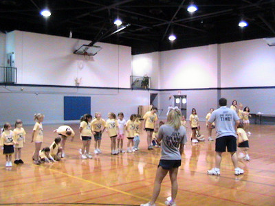 Cheerleader Day Spring 4 07-08