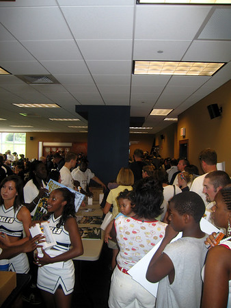Meet the Eagles 07-08