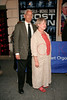 <center>Julian Bond, Pamela Horowitz at FROST/NIXON Opening Night on Broadway at the Bernard B. Jacobs Theater, 242 West 45th Street. New York, NY April 22, 2007 Photo by ©Steve Mack