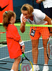Nicole Bratt, Guest at the 2007 Arthur Ashe Kids Day at the USTA Billie Jean King National Tennis Centre in Queens, NY.  <center>New York, NY August 25, 2007 Photo by Steve Mack/S.D. Mack Pictures
