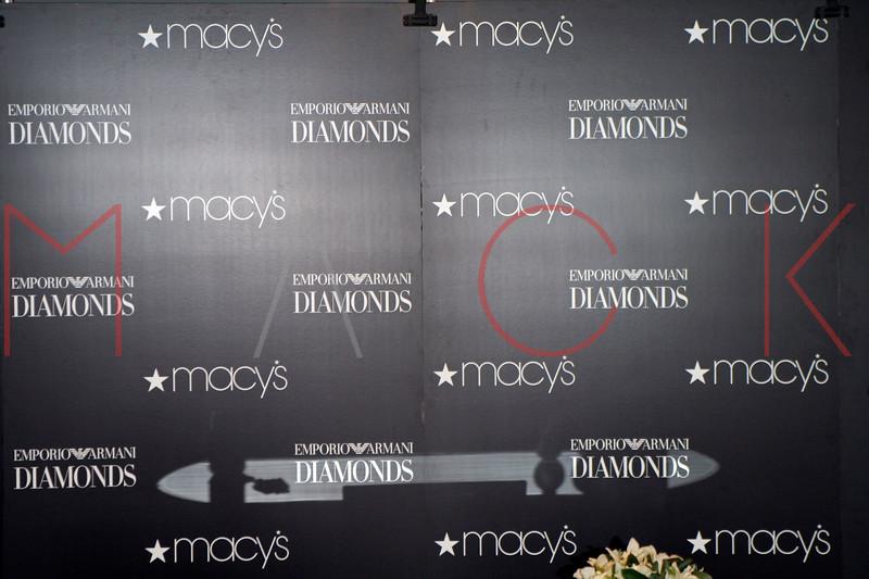 Launch of Emporio Armani Diamonds, New York, USA