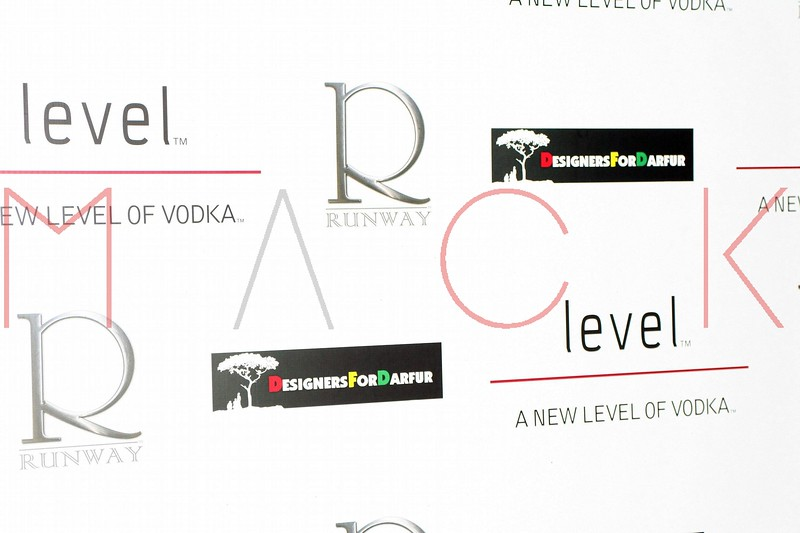 Level Vodka's presentation of RIP THE RUNWAY FOR DARFUR, New York, USA