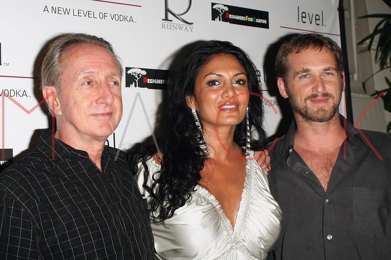 Level Vodka's presentation of RIP THE RUNWAY FOR DARFUR, New York, USA