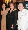"Karen Lynn Gorney, Donna Pescow, Shirley Rich at the Saturday Night Fever Reunion after the Monday Nights With Oscar screening of ""Saturday Night Fever"" at the The Academy Theater Lighthouse International in New York City.<br> New York, NY August 13 2007 Digital Photo by Steve Mack </center>"