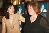 "Karen Lynn Gorney, Donna Pescow at the Saturday Night Fever Reunion after the Monday Nights With Oscar screening of ""Saturday Night Fever"" at the The Academy Theater Lighthouse International in New York City.<br> New York, NY August 13 2007 Digital Photo by Steve Mack </center>"