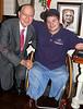 Ambassador John L. Loeb, Jr. and Nick Springer