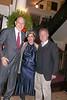 Ambassador John L. Loeb, Jr., Susan Charlotte, and Gary Springer