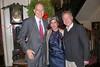Ambassador John L. Loeb, Jr.. Susan Charlotte, and Gary Springer