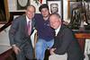 Ambassador John L. Loeb, Jr., Nick Springer, Gary Springer