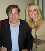 New York City. Dec. 5th, 2007.  David Steiner of Steiner Studios and his wife Sylvia hosted a book signing for Mark J. Penn's newest book, Microtrends at The Regency Hotel. (By Sara Herbert-Galloway)