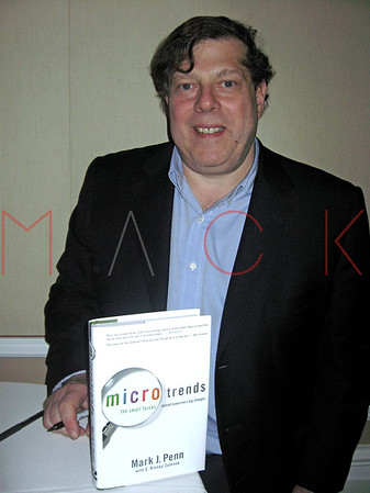 Microtrends Book Signing