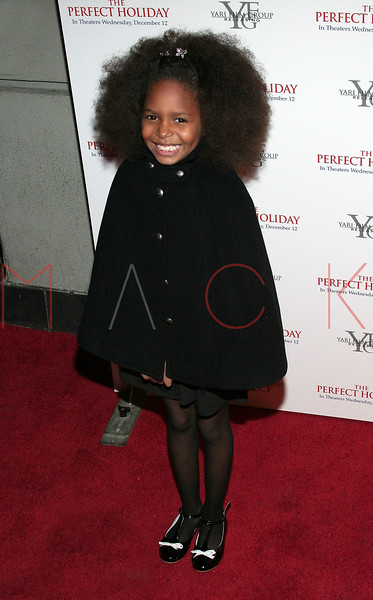 NEW YORK - DECEMBER 10:  Actress Khail Bryant arriving for Yari Film Group's celebration for the release of the movie, 'A Perfect Holiday' at Marquee in New York City.  (Photo by Steve Mack/S.D. Mack Pictures) *** Local Caption *** Khail Bryant