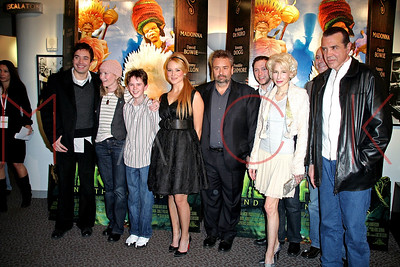 """New York, NY - January 07:  The Premiere for """"Arthur and the Invisibles"""" at The DGA Director's Guild of America Theatre."""