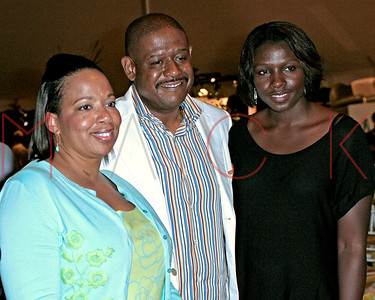 East Hampton, NY - July 28 2007:  The Saturday, Jul 28, 2007 Russell Simmons' 8th annual Art for Life East Hampton Fundraiser.