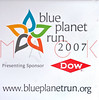 Blue Planet Run, sponsored by Dow Chemical, following the Northern Hemisphere passing through 16 countries in 95 days, New York, USA
