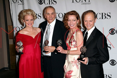 New York, NY - June 10:  The 61st Annual Tony Awards at Radio City Music Hall.