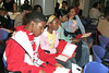 Students financial planning workshop at The New York Urban League Young Professionals (NYULYP) annual National Day of Service (NDOS) at the Harlem Children's Zone, located at 35 East 125th Street, New York, NY.  <center>New York, NY May 5, 2007 ***EXCLUSIVE*** Photo by ©Steve Mack