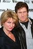 NEW YORK - NOVEMBER 13:  Denis Leary and wife Ann Leary attend the 7th Annual Bash For New York's Bravest, Hosted by Denis Leary on November 13, 2007 at Cipriani Wall Street in New York, New York.  (Photo by Steve Mack/S.D. Mack Pictures) *** Local Caption *** Ann Leary; Denis Leary
