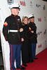 Greta Van Sustern and U.S Marines at The New York Comedy Festival's Stand Up For Heroes Benefit for the Bob Woodruff Family Fund at Town Hall in New York, New York.<br /> New York, NY, USA - November 7, 2007<br /> Photo by Steve Mack/S.D. Mack Pictures