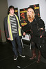 """NEW YORK - NOVEMBER 14:  George Harrison's son, Dahni Harrison and Eric Clapton's daughter, Ruth Kelly Clapton attend the Launch Of """"Tom Petty And The Heartbreakers Runnin' Down A Dream"""" at Milk Studios on November 14, 2007.  (Photo by Steve Mack/S.D. Mack Pictures) *** Local Caption *** Dahni Harrison; Ruth Kelly Clapton"""