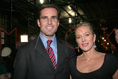 The Wednesday, Nov 7, 2007 New York Comedy Festival's Stand Up For Heroes Benefit for the Bob Woodruff Family Fund at Town Hall.