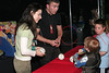 """NEW YORK - OCTOBER 21:  Sopranos Actress Cara Buono interacts with children at the Children Affected By AIDS Foundation's Dream Halloween at The Roseland Ballroom October 21, 2007 in New York City.  (Photo by Steve Mack/S.D. Mack Pictures) *** Local Caption *** Cara Buono  Note: These images are available for licensing through <a href=""""http://www.filmmagic.com"""" title=""""Licensing through FilmMagic"""" target=""""_blank"""">FilmMagic</a> and <a href=""""http://www.gettyimages.com"""" title=""""Licensing through Getty Images"""" target=""""_blank"""">GettyImages</a>."""