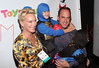 "NEW YORK - OCTOBER 21:  Actor Chris, his wife Sherman Meloni and children attend the Children Affected By AIDS Foundation's Dream Halloween at The Roseland Ballroom October 21, 2007 in New York City.  (Photo by Steve Mack/S.D. Mack Pictures) *** Local Caption *** Chris Meloni; Sherman Meloni  Note: These images are available for licensing through <a href=""http://www.filmmagic.com"" title=""Licensing through FilmMagic"" target=""_blank"">FilmMagic</a> and <a href=""http://www.gettyimages.com"" title=""Licensing through Getty Images"" target=""_blank"">GettyImages</a>."