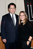 """NEW YORK - October 16: Richard Rappaport, Jill Rappaport at The installation of """""""