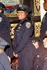 NEW YORK - October 7: P.O. Aisha Morales at The 70th Precinct Medal Day and Appreciation Day Award Ceremony.  (Photo copyright 2007 by Steve Mack/S.D. Mack Pictures).
